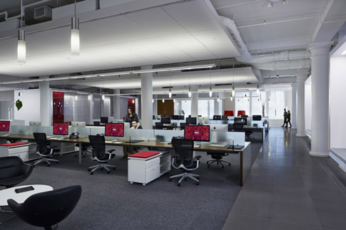 Uffici di Infor, partner Know-How, a New York