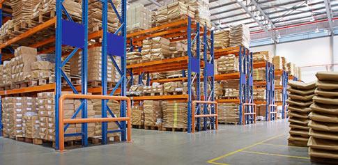 Logistica e gestione depositi