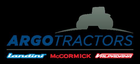 Argotractors: Landini, McCormick, Valpadana