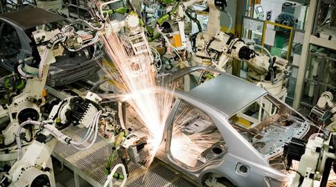 Produzione nell'automotive