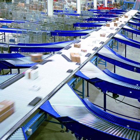 Logistica gestione merci